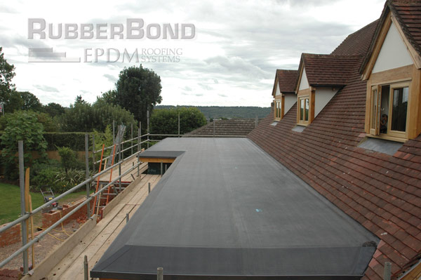 EPDM Rubber Roof Basingstoke