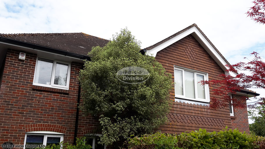 Fascias and soffits replacement Bishops Waltham