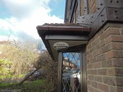 Replacement guttering and fascia company Southampton