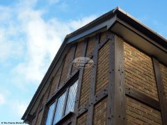 Replacement guttering fascia and Tudor boards Southampton