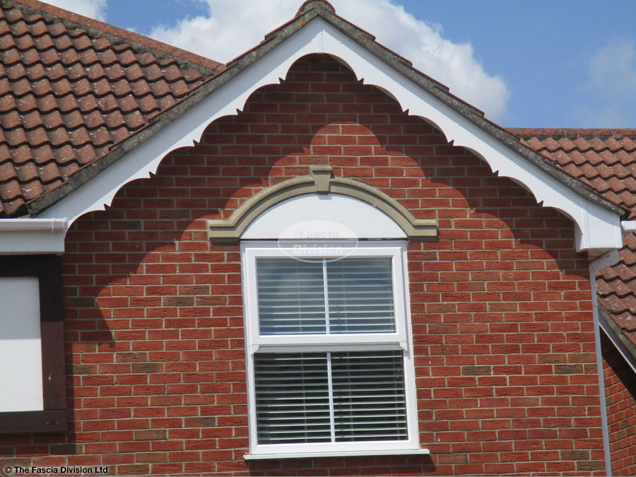 Fascias Soffits Decorative Fascia Roof Spire Hedge End The