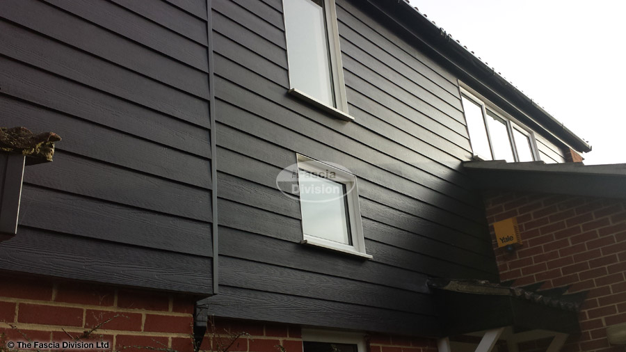 Traders Insurance Policy >> Weatherboard Cladding | HardiePlank Cladding | The Fascia Division Southampton