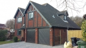 Replace fascias and guttering in Hamble
