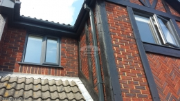 Replace soffits and fascias in Hamble