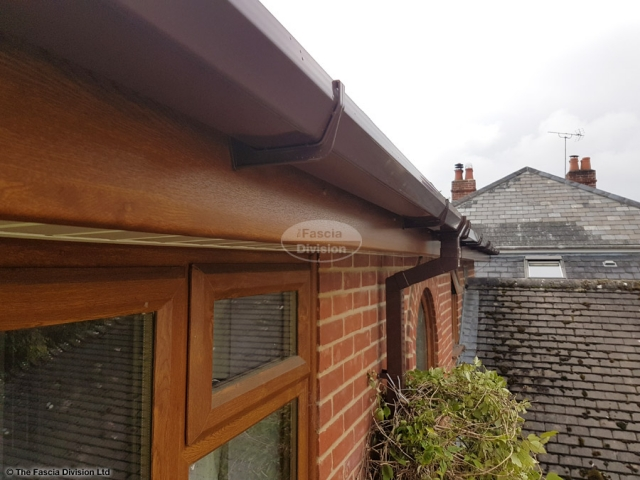 Replacement fascias Bartley Southampton