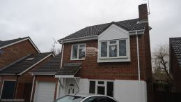Fascia Replacement Soffit Guttering Barge Board Cladding White UPVC, Chandlers Ford, Eastleigh.