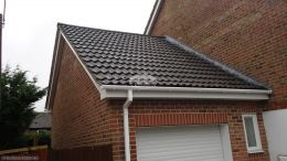Replacement White Fascia Board Soffit Guttering Down Pipe Chandlers Ford, Eastleigh.