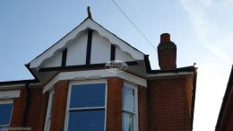 Expert decorative fascia Mock Tudor beam fitters Shirley