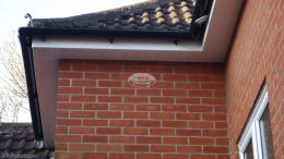 Fascia and soffit full replacement