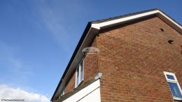 Fascias soffits guttering full replacement Cadnam