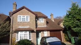 Replace fascia and soffit Winchester