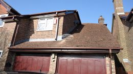 Soffit and fascia installation Winchester, Hampshire