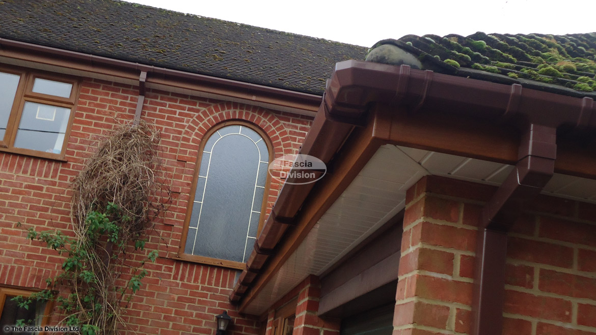 Replace Fascias And Soffits Bartley Southampton The