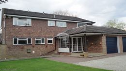 Full Replacement Fascia Soffit And Guttering On A Detached Character Property In Warsash
