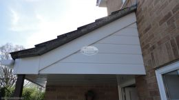 Replacement fascia soffit guttering recent hedge end southampton