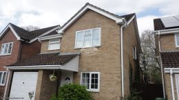 fascia board and soffit replacement recent work hedge end