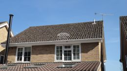 replacing soffits and fascia boards white squareline gutter system southampton