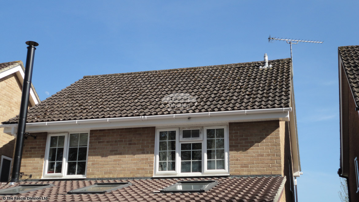 Recent Full Replacement Fascias Soffits And Guttering On