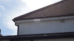 soffit fascia guttering replacement black down pipe rooftrim contractor