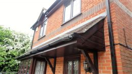 Recent Full Installation Of Upvc Fascia Soffits And Guttering West End