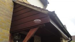 Recent Full Installtion Of Upvc fascias soffits guttering Cladding Winchester