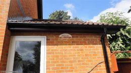 Replacing Fascia Boards With Upvc West End Southampton