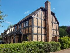 Soffit And Fascia Replacement In Hedge End