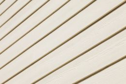 Hardieplank cladding in Sail Cloth