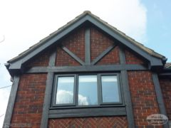 ral-RAL 7016 fascia, soffit and guttering