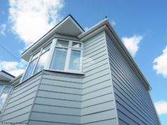 Fibre cement weatherboard cladding installer Hamble