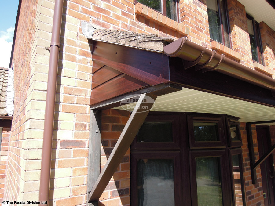 Upvc Fascia Soffit And Guttering Installation In West End