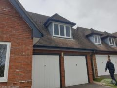 Anthracite grey fascia