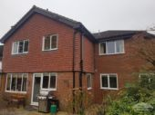 Fascias, soffit and gutters Alresford