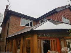 Install UPVC fascia, soffit and guttering in Alresford
