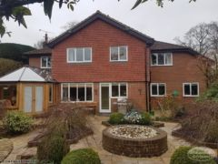 Replace gutters, fascia and soffits Alresford