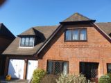 Rosewood UPVC fascias and soffits Winchester