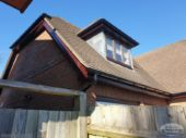 UPVC fascias and guttering installation Winchester