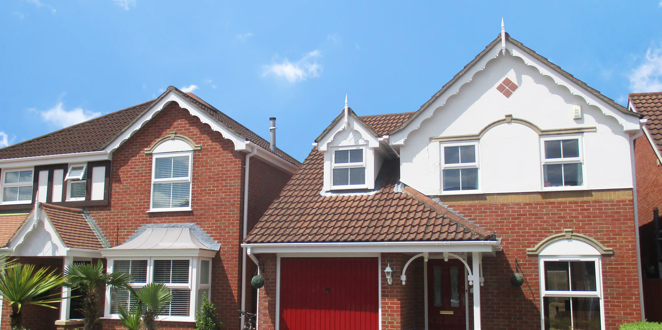 Fascia, soffit and guttering Southampton