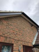 New upvc bargeboards and guttering