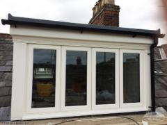 UPVC fascias and window installation