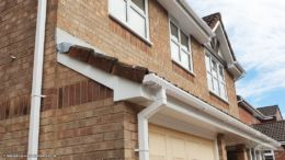 Replace fascias and soffits West End