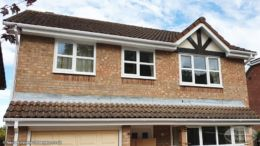 UPVC fascias and soffits fitters West End