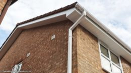 UPVC fascias and soffits West End